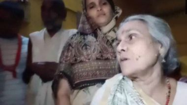 Kamlesh Tiwari Murder Case: Kusum Tiwari, Mother of Deceased Leader, Says 'Accused Should be Hanged'