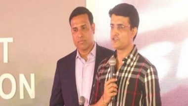 VVS Laxman Wants BCCI Chief Sourav Ganguly to Support and Revive National Cricket Academy