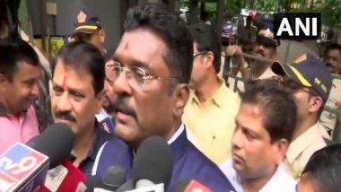 Maharashtra Government Formation: Shiv Sena MLA Pratap Sarnaik Asks BJP for Written Assurance on Implementation of 50-50 Formula