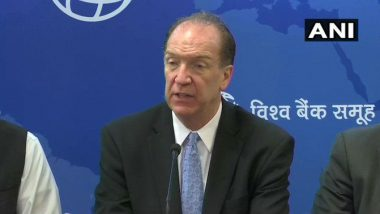 David Malpass, World Bank Chief, Suggests India to Grow Banking Sector With More Private Banks; Asks to Show Openness for Reformation