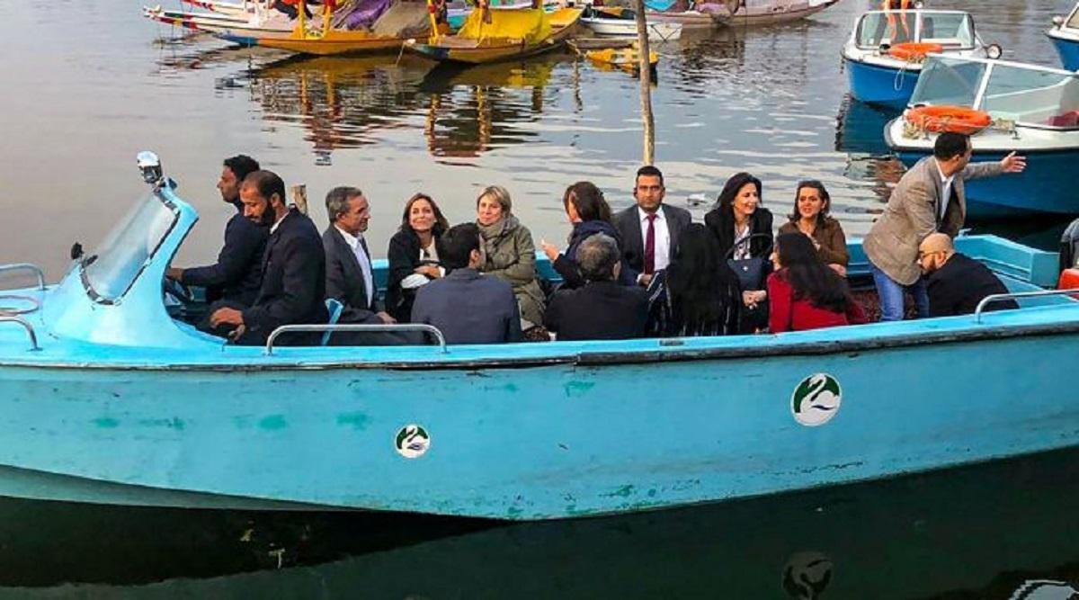 EU Lawmakers Were on 'Familiarisation Visit' to Kashmir: MEA Rebuts Congress' 'PR Exercise' Barb