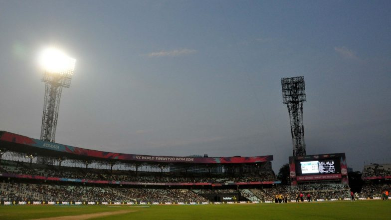 Tickets For India vs Bangladesh Day-Night Kolkata Test 2019: Check Price, Match Timing Details of Historic IND vs BAN D/N 2nd Test Match at Eden Gardens