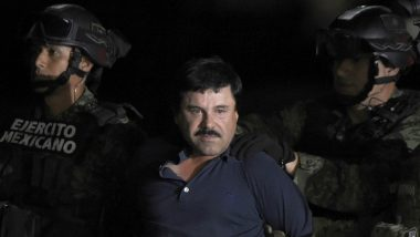 Drug Kingpin El Chapo's Son Ovidio Guzman Arrested By Mexico Police