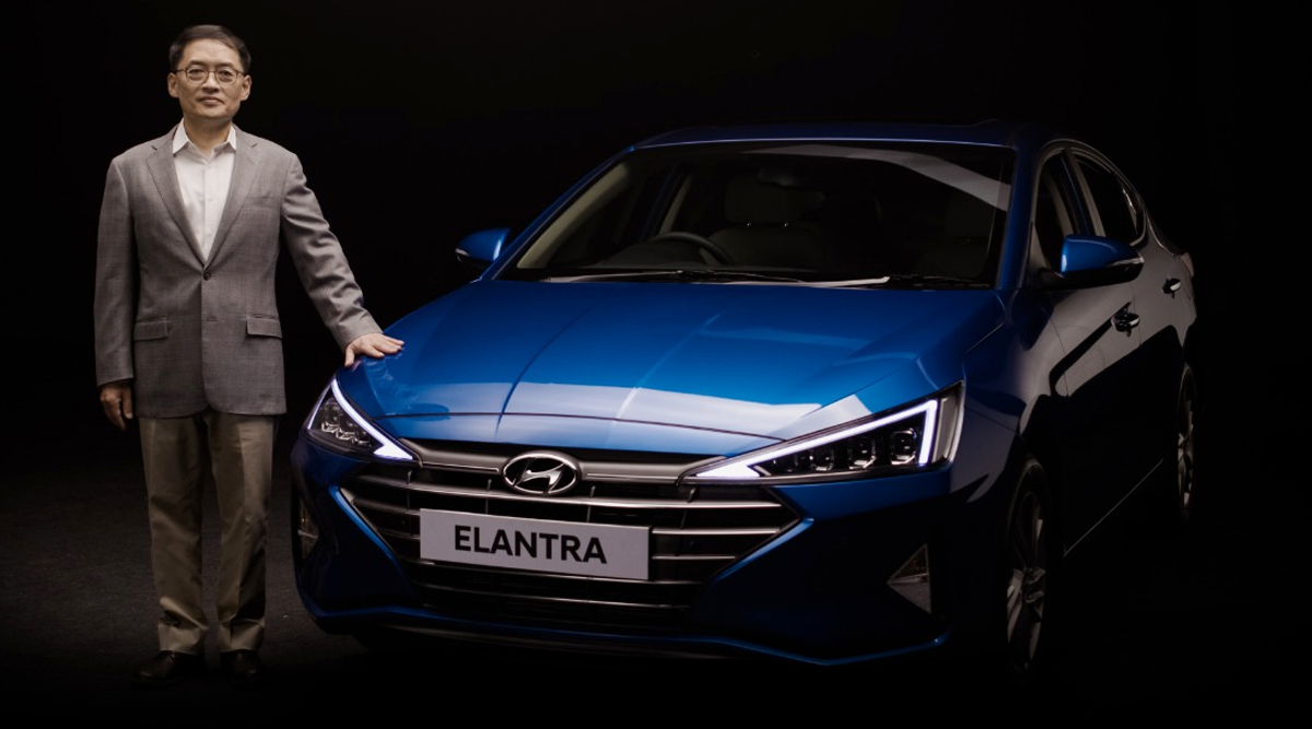 2019 Hyundai Elantra Sedan Launched in India at Rs 15.89 Lakh; Prices, Features, Variants, Colours & Specifications