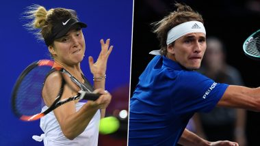 China Open 2019: Elina Svitolina and Alexander Zverev Advance to Round of 16 of the Tennis Tournament