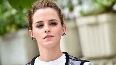 Emma Watson Gets Snapped Kissing a Mystery Man and Not Tom Felton! (View Pic Inside)