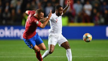 Euro 2020 Qualifiers: Timid England Handed Reality Check By Czech Republic in 1-2 Defeat