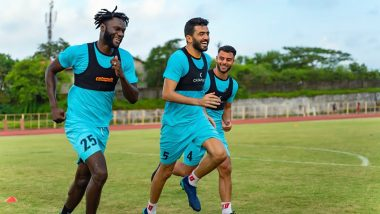 ISL 2019: FC Goa Look to Get Back to Winning Ways in Hyderabad