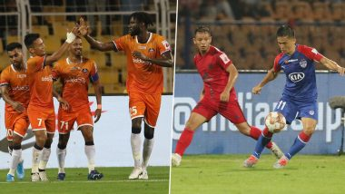 ISL 2019 FC Goa vs Bengaluru FC Live Streaming on Hotstar: Check Live Football Score, Watch Free Telecast of FCG vs BFC in Indian Super League 6 on TV and Online