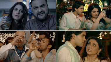 FamJam Unofficial Trailer: Sanjay Kapoor, Radhika Madan and Supriya Pilgaonkar's Family Drama on Netflix Looks Crazy but Cool! (Watch Video)