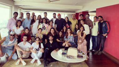 Farah Khan Hosts a Sunday Brunch for Pals, Hrithik Roshan, Karan Johar and Other Biggies Attend (View Pics)