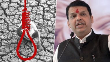 Farmer Commits Suicide Wearing BJP T-Shirt in Buldhana Ahead of Devendra Fadnavis' Maharashtra Assembly Elections 2019 Rally