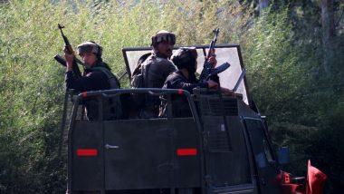 Jammu And Kashmir: Three Militants, Including Hizbul Mujahideen Commander Nasir Chadru, Gunned Down in Anantnag Encounter