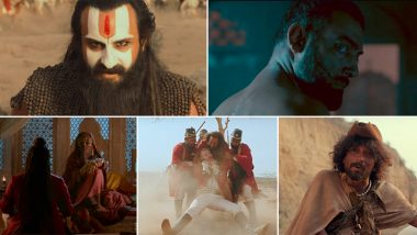 Laal Kaptaan: Chapter Three - The Revenge Trailer: Saif Ali Khan Introduces us to the Film's Mighty Villain But his Ferocious Avatar Continues to Grab our Attention (Watch Video)