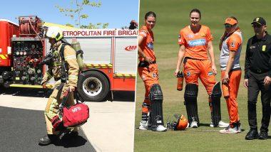 Women's Big Bash League 2019-20: Fire Alarm Interrupts Melbourne Renegades vs Perth Scorchers Match