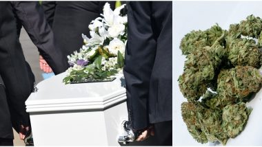 Funeral Mourners in Germany End Up Consuming Cannabis Cake! 13 People Fall Sick After Eating Weed-Laced Cakes by Mistake