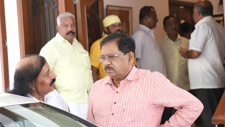 Income Tax Department Raids Properties Linked to G Parameshwara; Not Aware of Any Raid, Says Congress Leader