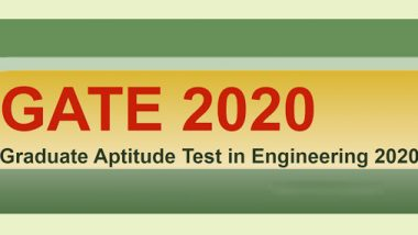 GATE 2020: Application Form Correction Window Opens on October 15, Check Details at gate.iitd.ac.in