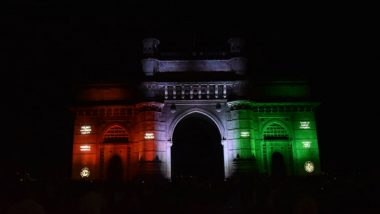 Sardar Vallabhbhai Patel 144th Birth Anniversary: Gateway of India Illuminated with Tricolour to Pay Tribute to First Country's 'Ironman'