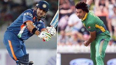 Mohammad Irfan Claims He Ended Gautam Gambhir's ODI Career, Fans Troll Pakistani Pacer with Funny Memes and GIFs