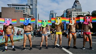 Taiwan's First Pride March After Legalizing Gay Marriage
