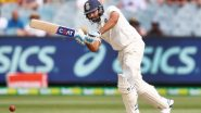 India vs Bangladesh Day-Night Test 2019: Rohit Sharma, Cheteshwar Pujara Steady Ship After Mayank Agarwal Fall Early at Tea on Day 1