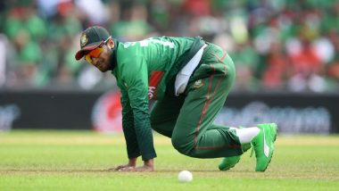 Shakib Al Hasan Ban: ICC Shares WhatsApp Chat Between Bookie and Bangladesh All-Rounder