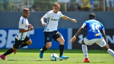 Brazil Forward Everton Cebolinha to Stay With Gremio Till 2023