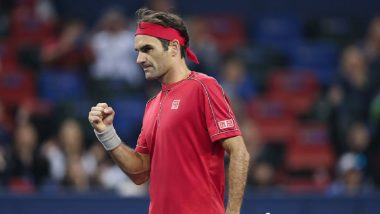 Roger Federer vs Stefanos Tsitsipas, ATP Finals 2019 Live Streaming & Match Time in IST: Get Telecast & Free Online Stream Details of Semi-Final Match in India