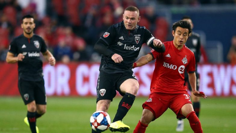 Wayne Rooney Falls in Major League Soccer Farewell as Toronto FC Beat DC United 5–1