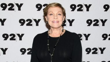Julie Andrews Says Therapy Saved Her Life After Her Divorce From Tony Walton