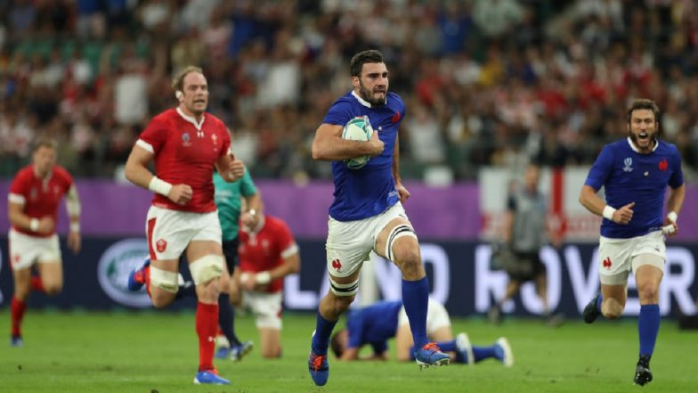 Rugby World Cup 2019: Wales Edge Past France 20–19 in a Thriller, Books Place in Semi-Finals