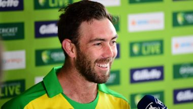 Glenn Maxwell Feels Australia Is Heading in Right Direction To Win T20I World Cup 2020