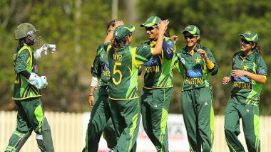Pakistan Announces Women Squad for T20Is Against Bangladesh
