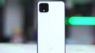 Google Pixel 4 Users Report Face Unlock Problem After January Update