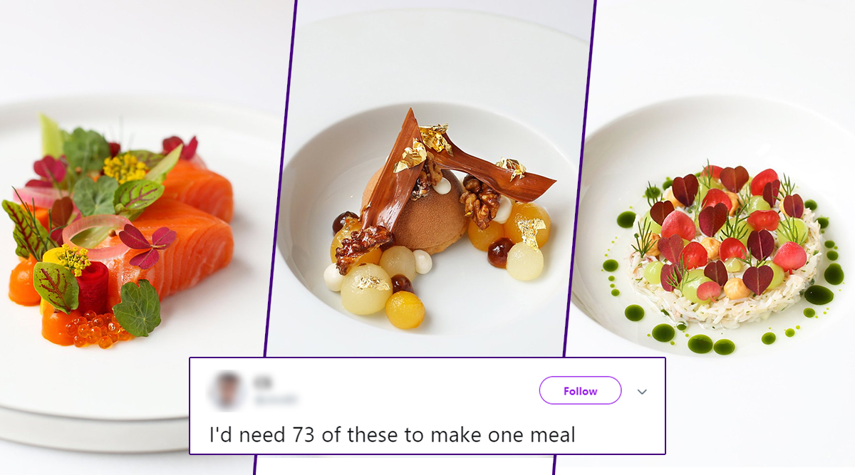 Gordon Ramsay Shares Pictures of Exotic Seasonal Dishes From His London Restaurant But Twitterati's Appetite for Jokes is Never Ending