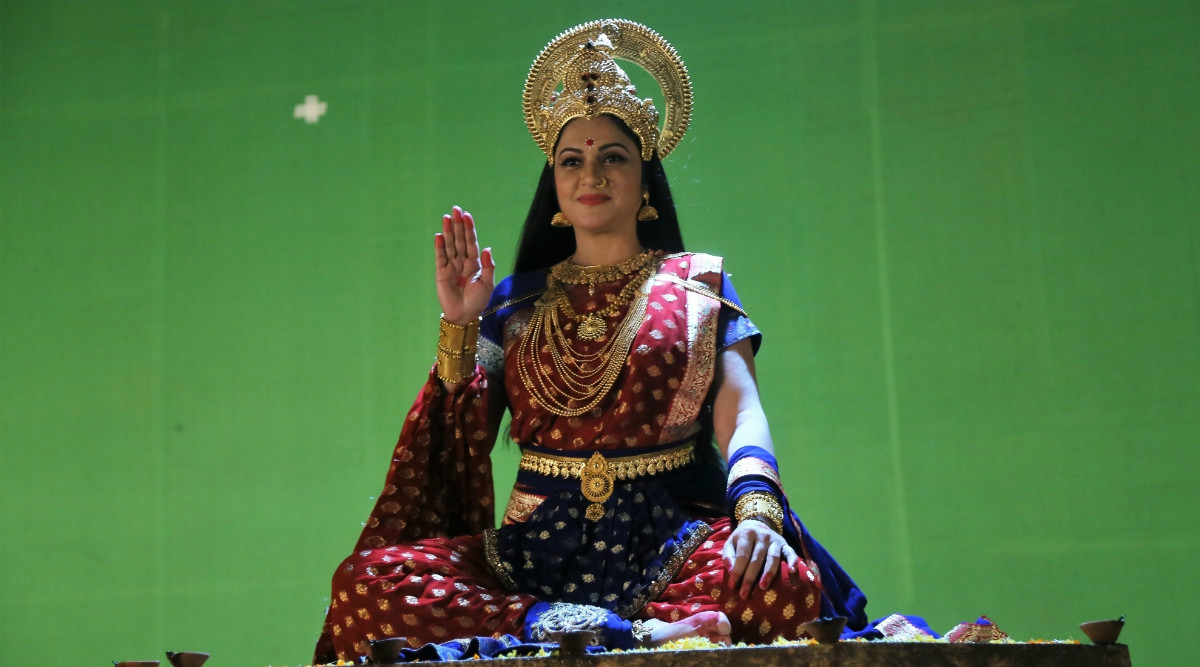 Gracy Singh to Be Back as Goddess on Screen