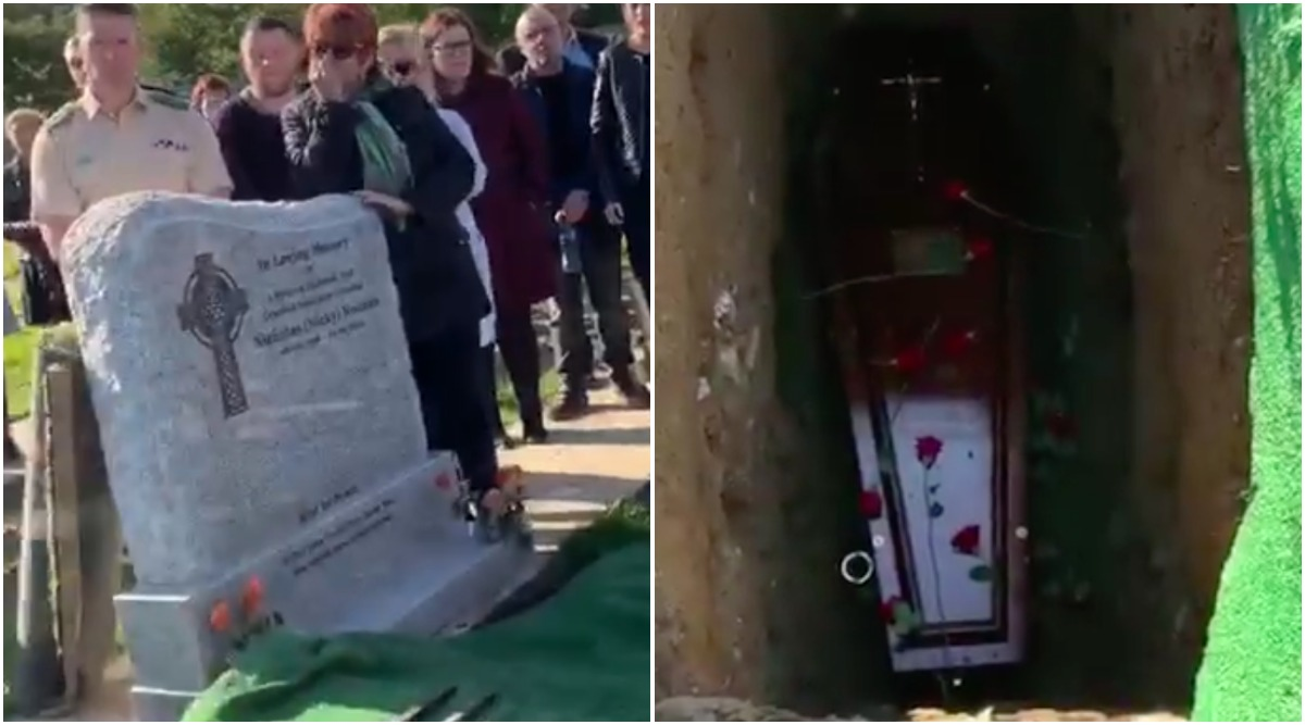 Grandfather Pulls Off a Funny Prank at His Funeral Leaving His Mourners Laughing Out Loud (Watch Video)