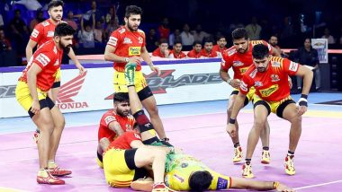 PKL 2019 Dream11 Prediction for Telugu Titans vs Gujarat Fortunegiants: Tips on Best Picks for Raiders, Defenders and All-Rounders for TEL vs GUJ Clash