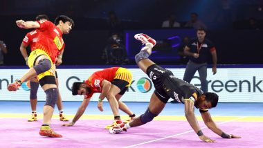 PKL 2019 Match Report & Result: Gujarat Fortunegiants Beat Telugu Titans 48-38