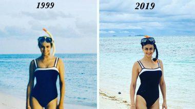 Gul Panag's 20-Year-Old Maldives' Pic Stuns Netizens