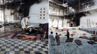 Pakistan's Gurdwara Panja Sahib in Hasan Abdal Damaged in Fire, SAD Requests for Probe