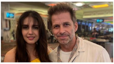 Army Of The Dead: Huma Qureshi Wraps Up Zack Snyder's Netflix Film (View Pic)