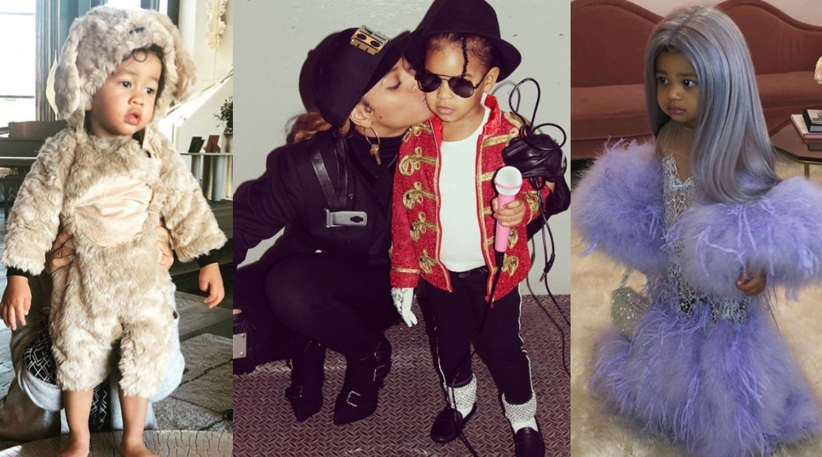 Halloween 2019 Kids Costume Ideas: Celebrity Babies Stormi Webster, Luna Legend And Benjamin Brody Have The Coolest Looks To Offer!