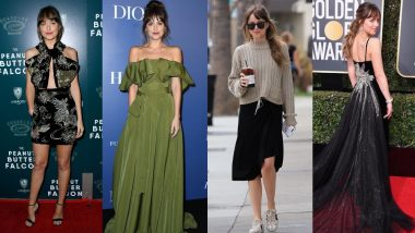 Happy Birthday Dakota Johnson! 10 Times The Fifty Shades Of Grey Actress Looked Breathtaking In Elegant Ensembles!