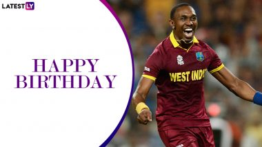 Happy Birthday Dwayne Bravo: A Look at 5 Best Performances by The Charismatic West Indies All-Rounder