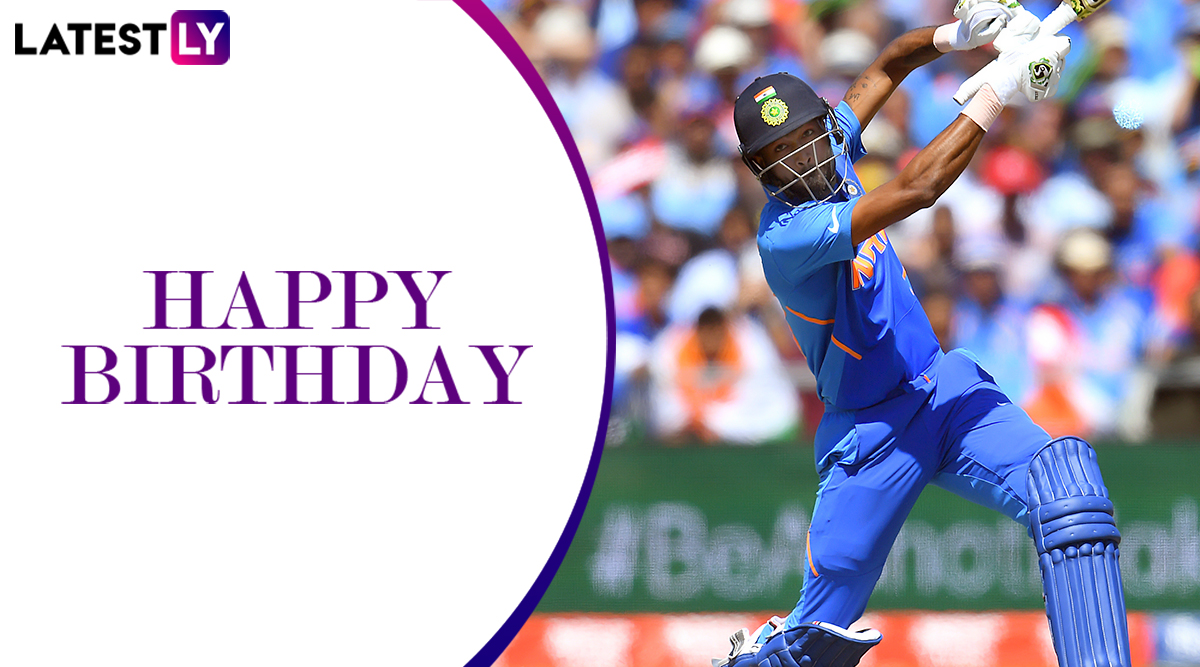 Happy Birthday Hardik Pandya: 5 Times Star Indian All-Rounder Stunned The Opposition With His Astonishing Performances