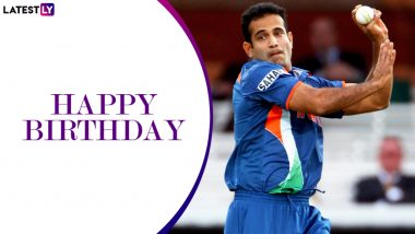 Happy Birthday Irfan Pathan: 5 of the Best Performances by the Indian All-Rounder