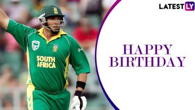 Happy Birthday Jacques Kallis: 5 Match-Winning Performances by The Star South African All-Rounder