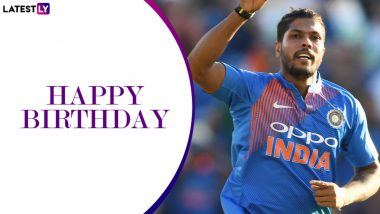 Happy Birthday Umesh Yadav: A Look at 5 Fiery Bowling Spells by the Indian Speedster